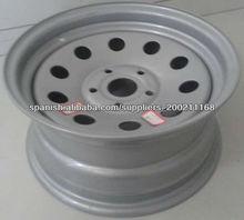 rueda de acero blanco para HONDA, FORD (SS-TG serie)