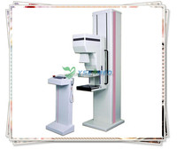 1.8kw high frequency breast x-ray machine mammo