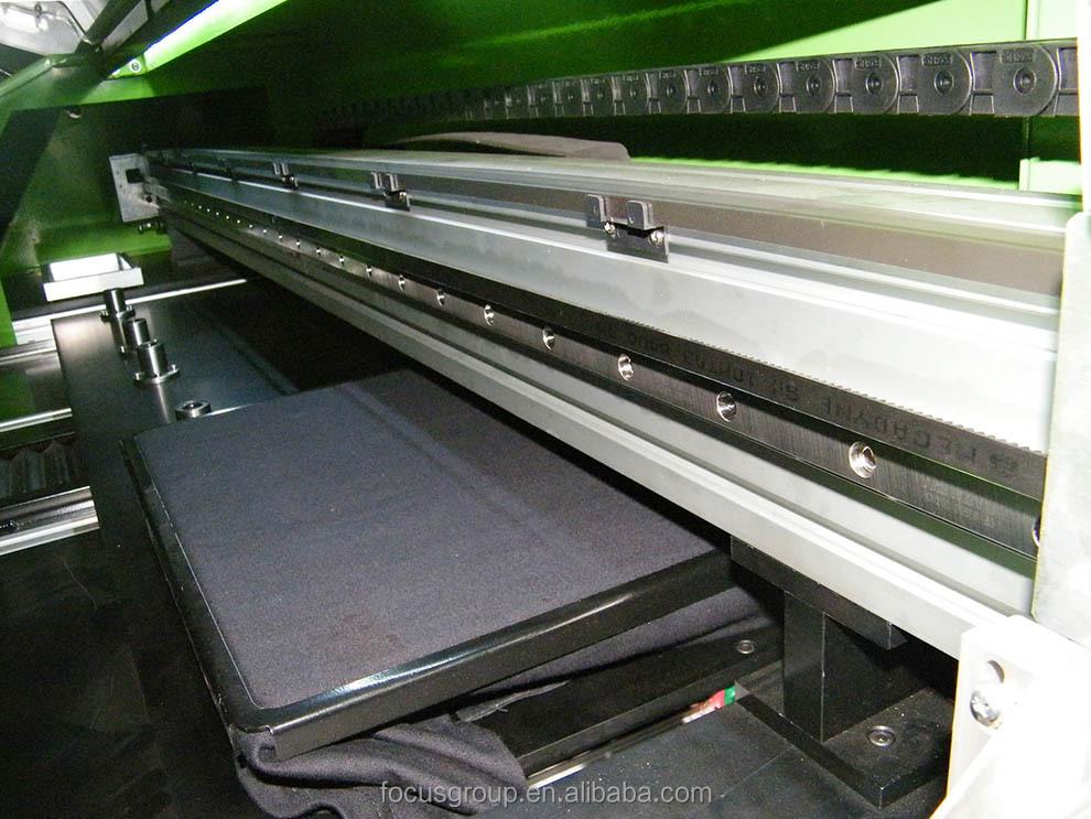 Aladdin jet digital printer inkjet printing type mass for Mass t shirt production