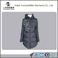men wear outerwear zipper winter padded jacket YD15013