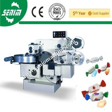 New Condition and Candy Application Butter toffee twist packing machine