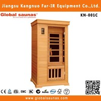 seks and luxury infrared heater sauna heater with nano heater KN-001C