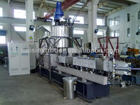 180-250kg/hr washed/clean bottle recycle plastic machine line