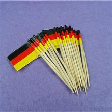 Favorable cocktails German flag stick