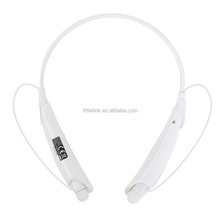 Genuine for LG Tone Pro HBS-750 White Wireless Bluetooth Stereo Headset