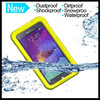 CellPhone Protective Waterproof Cover Skin for Samsung Galaxy Note 2 3 4 Case