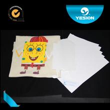 Yesion Laser heat transfer paper light t-shirt A3 A4