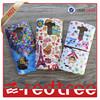Diamond surface full print cover cellphone case for samsung s6 edge