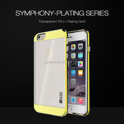 transparent TPU case for iphone, cheap price mobile phone case for iphone 6/6plus
