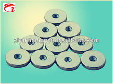 round craft magnets by china