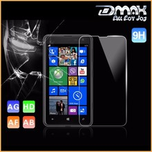 Ultra thin 0.26mm 9H 2.5d High Clear Anti-glare Tempered Glass Screen Protector for Nokia Lumia 625