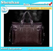 Fashion PU Shoulder Handbags men New Bags Designer