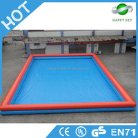Customized Size New product unique giant inflatable adult swimming pool