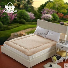 2015 hote sales hilton standard hotel Special design mattress/mattress cheap wood hotel bed