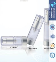 2014 new design cosmetic bottle,airless pump bottle