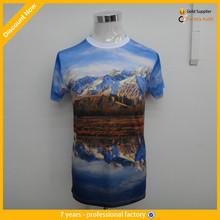 fabricante camiseta de los hombres de alta calidad