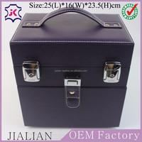Fashion hot sale opi nail polish package storage box, nail polish organizer box