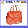 waterproof polyester shoulder bag for women custom printed shoulder bag