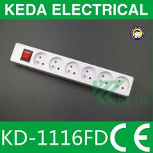 2015 developed French socket