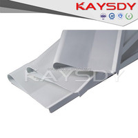 Water droplets Aluminum Ceiling For Linear Ceiling Tile/patented product