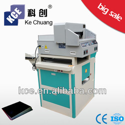 Automatic all in one wedding photo album making machine with CE
