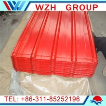 Prepainted Color Coated Roofing Sheets/Stone Coated Steel Roofing Tile