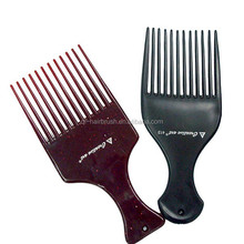 Cheap Hair Afro Combs for Hair Dressing,Comb Fork
