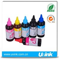 UVINK China products pgi-5bk & cli-8 bulk ink dye