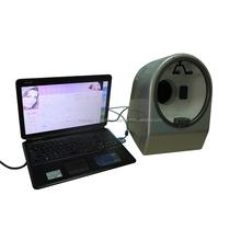 2014 High quality !portable skin analysis magnifier machine