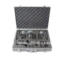 Discount for BETADMK5 Drum Microphone Kit BETA52A BETA56A BETA57A 5PCS Microphone