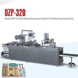 FORMING FILLING SEALING PAPER PVC BLISTER PACKING MACHINES