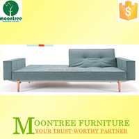 Moontree MSF-1173 Top Quality Hotel And Home Luxury Baker Sofa in Beds