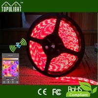 IP65 flexible RGBW color changing smart led strip light