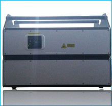 PC software control 10 or 20W RGB full color land mark laser projector light from factory