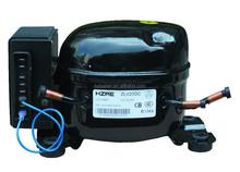 Commercial Refrigerant Compressor Refrigerator Compressor,R134a 12V 24V DC Mini Refrigerator Compressor for Small Fridge