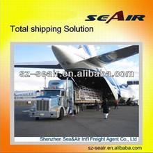 best air cargo transportation service from Shenzhen