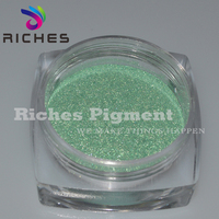 Super quality manufacturer pearlescent blue pigment for plastic