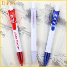 Advertising Pen Plastic With Logo/Ball Pen Plasic /Ballpoint Pen Plastic