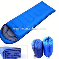 Sample available factory directly goose down sleeping bag