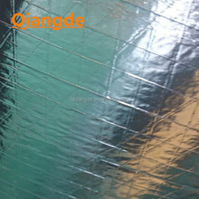 Rubber Foam with Cowhide aluminum Heat insulation Material