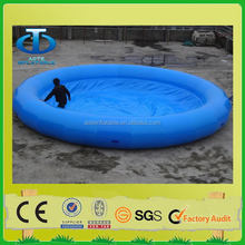 Updated exported top level inflatable slides pools