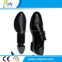 Plastic adjustable PE shoe trees , recycled plastic Men's shoe trees