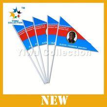customized beach flag,street light pole flag,decorative outdoor banners