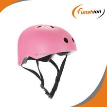 pink adult bicycle helmets in-mold, bike helmet with EN 1078 approved