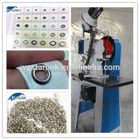wenzhou starlink The end clearance price $998 single riveting hats eyelet making machine