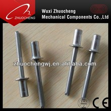 stainless steel 316 closed end blind rivet