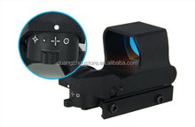 4 reticles red dot sight/Illuminated Red Dot Sight/holographic weapon red dot GZ2-0057