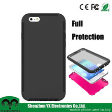 full protective shock proof cover for iphone 6 case shenzhen