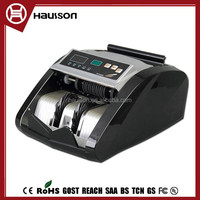 Portable high quality bank note counting machine