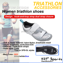 Universal Cleat Mount system Customization Sports shoes Women Triathlon shoes